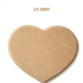 """СГ-20007  Панно """"Сердце"""" №1. Заготовки для декупажа"""