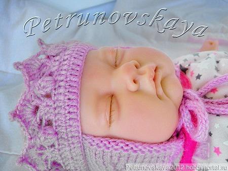 """Конверт """"Принцесса""""  для новорожденных ручной работы на заказ"""