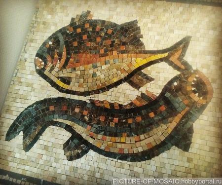 Рыбы-камень ручной работы на заказ