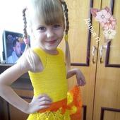 Платье Летнее настроение