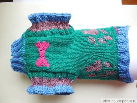 """Кофточка для собаки """"Любимый свитер"""" ручной работы на заказ"""