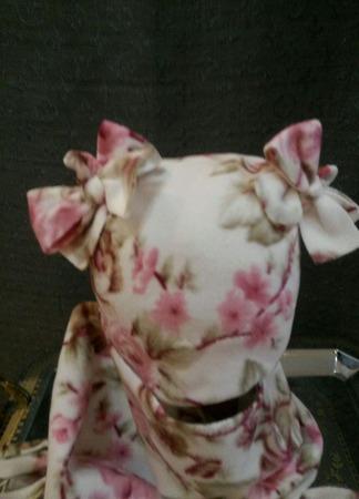 """Шапка и шарф для девочки """"Ранняя весна"""" ручной работы на заказ"""