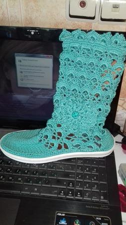 Обувь для улицы ручной работы на заказ