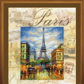 «Города мира, Париж»