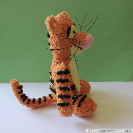 Тигра из м/ф Винни-Пух (производства дисней) ручной работы на заказ