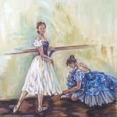Картина Балерины