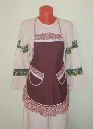 Фартуки женские ручной работы на заказ