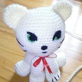 Кот - игрушка для ребенка, котенок игрушечный! (погремушка)