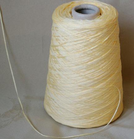 LINEA PIU art Pampas мерсеризованный ленточный хлопок ручной работы на заказ