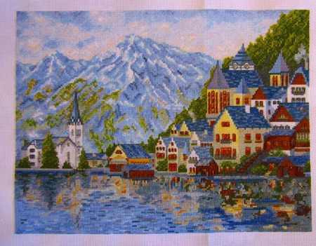 Женевское озеро ручной работы на заказ