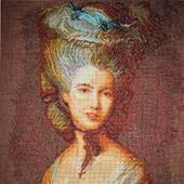 Портрет графини де Бофор
