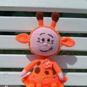 Куколка Бонни жираф