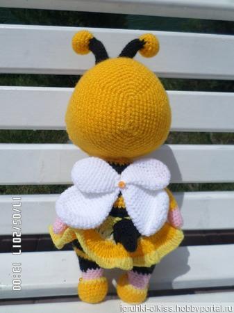 Куколка Бонни пчелка ручной работы на заказ
