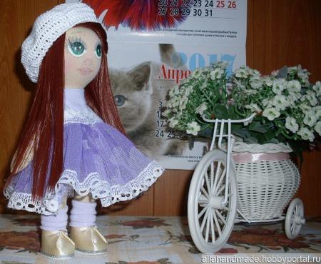 Интерьерные куколки ручной работы на заказ
