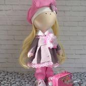 Кукла-путешественница