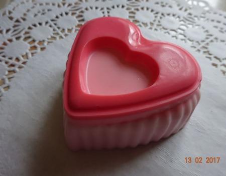 """Мыло ручной работы """"Двойное сердце"""" ручной работы на заказ"""