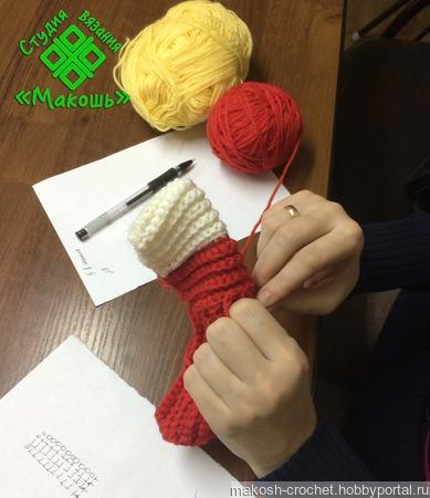 Курсы вязания крючком ручной работы на заказ