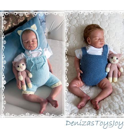 """Мастер-класс """" Котенок для новорожденного малыша"""" ручной работы на заказ"""