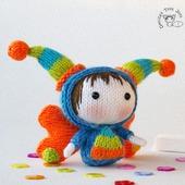 """Мастер-класс """"Маленькая куколка Lucky из серии Tanoshi'"""
