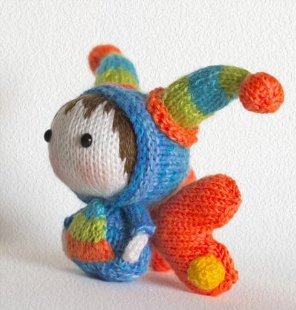 """Мастер-класс """"Маленькая куколка Lucky из серии Tanoshi' ручной работы на заказ"""