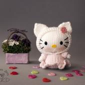 """Мастер-класс """"Маленькая куколка Hello Kitty из серии Tanoshi'"""