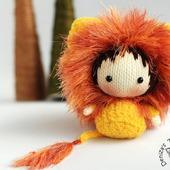 фото: Мастер-классы (малыш в костюме львенка)