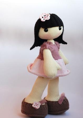 """Мастер-класс """" Энни. Кукла с большими ногами и руками. """" ручной работы на заказ"""