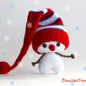 фото: Мастер-классы (игрушка снеговик)
