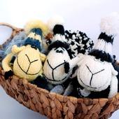 фото: Мастер-классы (вязание овечки)