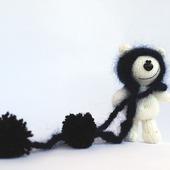фото: Мастер-классы (вязание мишки)