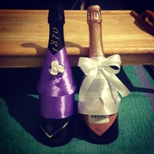 Украшения для шампанского
