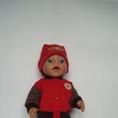 Комплект одежды для беби бон мальчика (baby born)