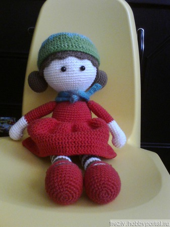 Кукла ручной работы на заказ