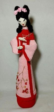 МК Веики-та что сохраняет любовь (Китаянка) ручной работы на заказ