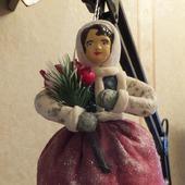"Кукла ""Танцующая девочка"""