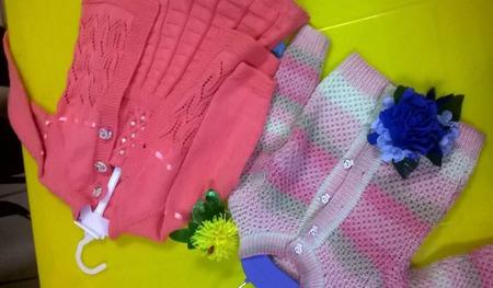 """Вязанный комлект на девочку """"Розовые мечты"""" ручной работы на заказ"""