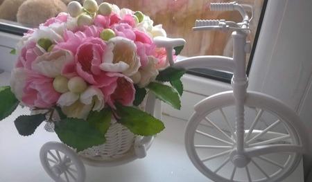 Велосипед Сакура ручной работы на заказ