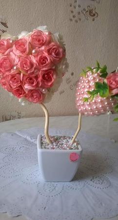 Декоративные сердечки ручной работы на заказ