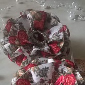 """Бантики """"Розы"""""""