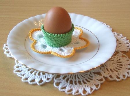 Подставка для пасхальных яиц ручной работы на заказ