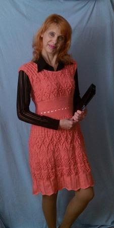 Сарафан от Dior ручной работы на заказ