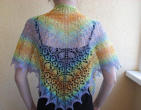 Alize Miss batik 100% мерсеризованный хлопок, 50 гр 280 м ручной работы на заказ