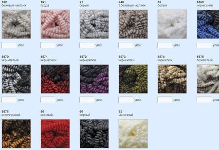 Пряжа Alize Fashion boucle 70% акрил, 25% шерсть, 5% полиамид ручной работы на заказ