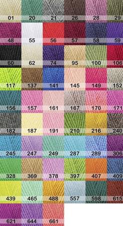 Пряжа Alize Extra (Ализе Экстра) 90% акрил, 10% шерсть, 100 гр 220 м ручной работы на заказ