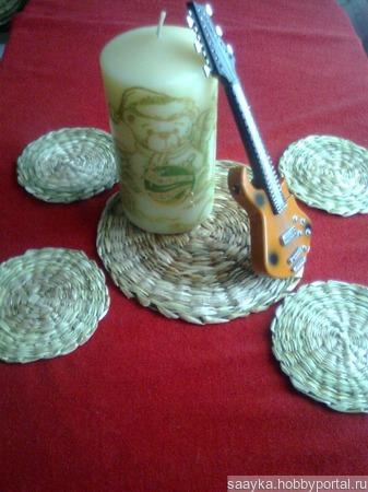 Набор для чаепития Нежность ручной работы на заказ