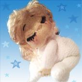 Пупс-спящий ангел