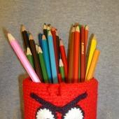 Карандашница Angry Birds