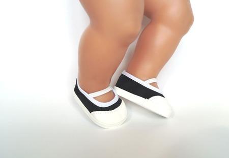 Обувь для кукол беби бон ( baby born ) ручной работы на заказ
