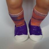 Обувь и носочки для беби бон (baby born)