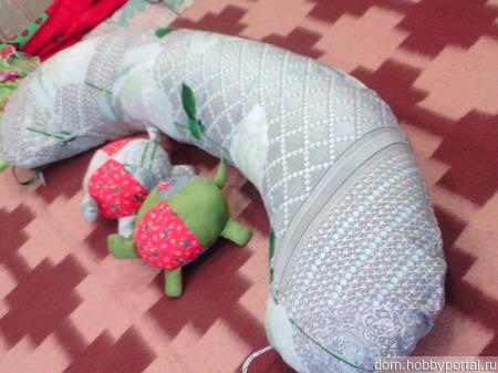 Подушка для беременных ручной работы на заказ